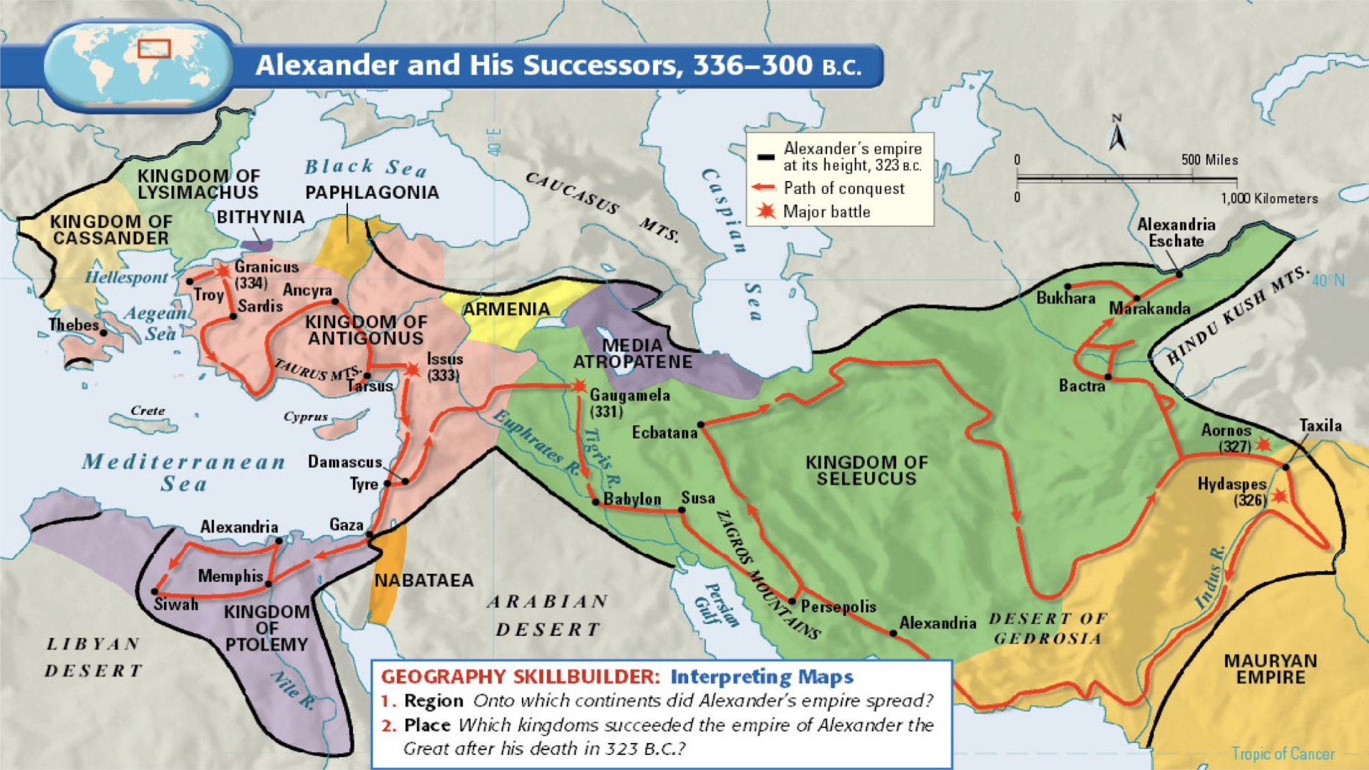 Maps period 2 home alexanders empire sciox Image collections